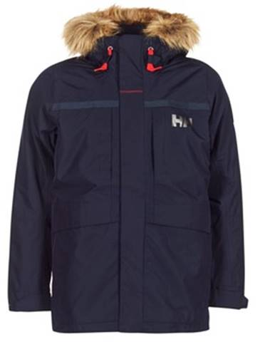 Modrá bunda Helly Hansen
