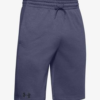 Kraťasy Under Armour Double Knit Shorts Modrá